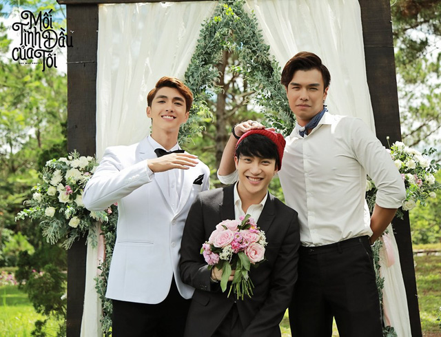Bộ ảnh cưới đẹp mê mẩn của An Chi - Nam Phong trong Mối tình đầu của tôi - Ảnh 20.