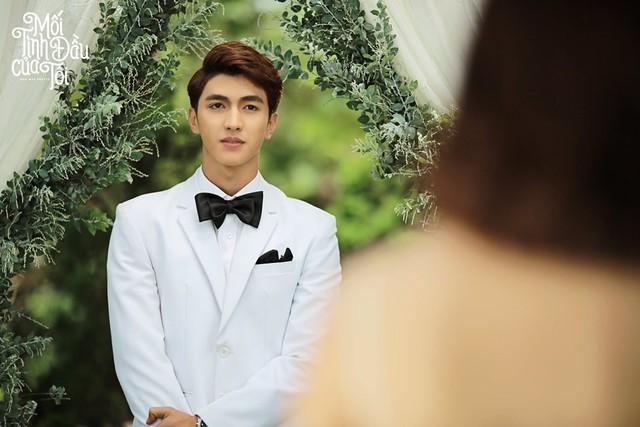 Bộ ảnh cưới đẹp mê mẩn của An Chi - Nam Phong trong Mối tình đầu của tôi - Ảnh 1.