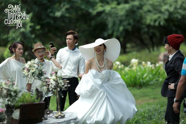 Bộ ảnh cưới đẹp mê mẩn của An Chi - Nam Phong trong Mối tình đầu của tôi - Ảnh 21.