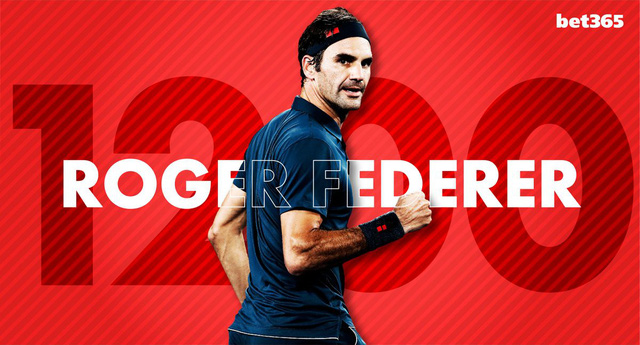 Federer tiến vào tứ kết Madrid mở rộng bằng chiến thắng thứ 1200 trong sự nghiệp - Ảnh 3.