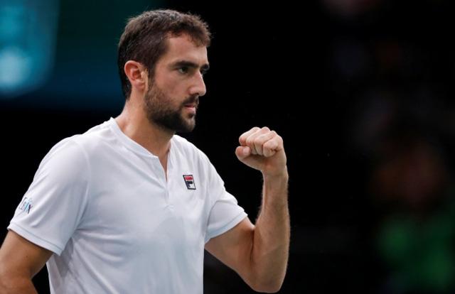 Novak Djokovic giành quyền vào tứ kết Madrid mở rộng 2019 - Ảnh 2.