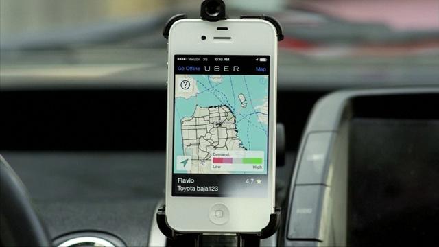 Mức độ người sử dụng dịch vụ của Uber cao chưa từng thấy - Ảnh 1.