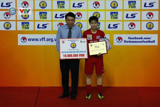 ẢNH: Thắng tối thiểu Hà Nội,  Phong Phú Hà Nam vô địch giải Nữ Cúp Quốc gia - Ảnh 15.