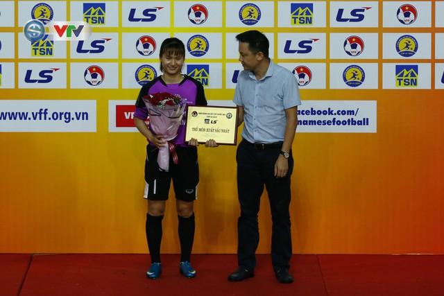 ẢNH: Thắng tối thiểu Hà Nội,  Phong Phú Hà Nam vô địch giải Nữ Cúp Quốc gia - Ảnh 16.