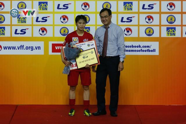 ẢNH: Thắng tối thiểu Hà Nội,  Phong Phú Hà Nam vô địch giải Nữ Cúp Quốc gia - Ảnh 17.