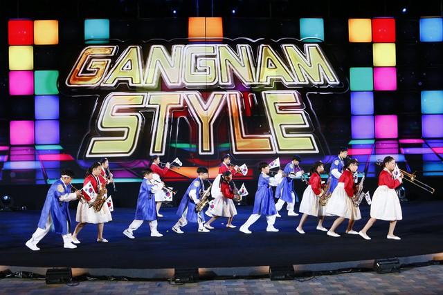 Liên hoan thiếu nhi thế giới VTV 2019: Rộn rã đêm Gala Sắc màu văn hoá bốn phương - Ảnh 7.