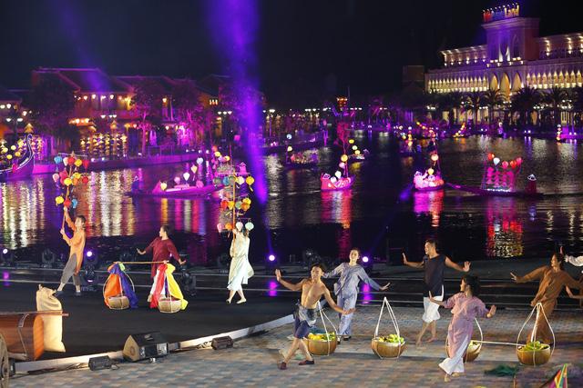 Liên hoan thiếu nhi thế giới VTV 2019: Rộn rã đêm Gala Sắc màu văn hoá bốn phương - Ảnh 14.