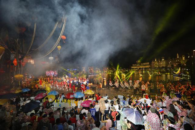 Liên hoan thiếu nhi thế giới VTV 2019: Rộn rã đêm Gala Sắc màu văn hoá bốn phương - Ảnh 13.