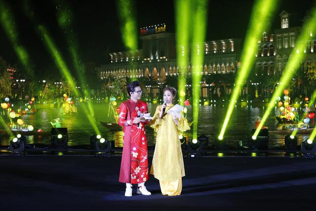 Liên hoan thiếu nhi thế giới VTV 2019: Rộn rã đêm Gala Sắc màu văn hoá bốn phương - Ảnh 12.