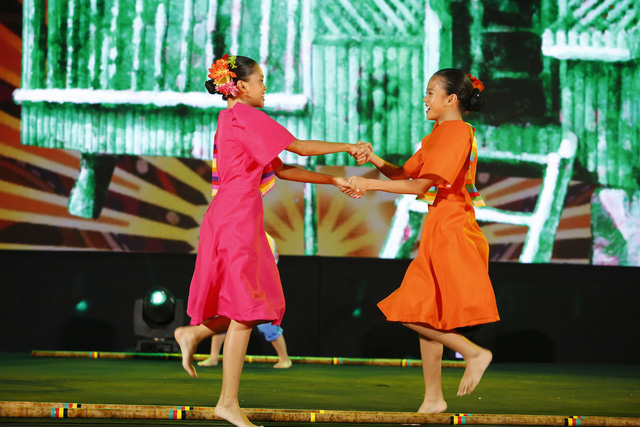 Những hình ảnh tuyệt đẹp từ gala nghệ thuật Liên hoan thiếu nhi quốc tế VTV 2019 - Ảnh 14.