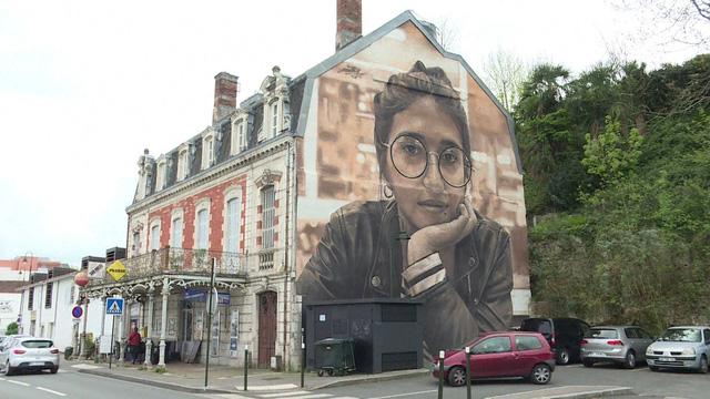 Sáng tạo với nghệ thuật graffity - Ảnh 1.