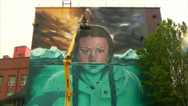 Sáng tạo với nghệ thuật graffity - Ảnh 3.