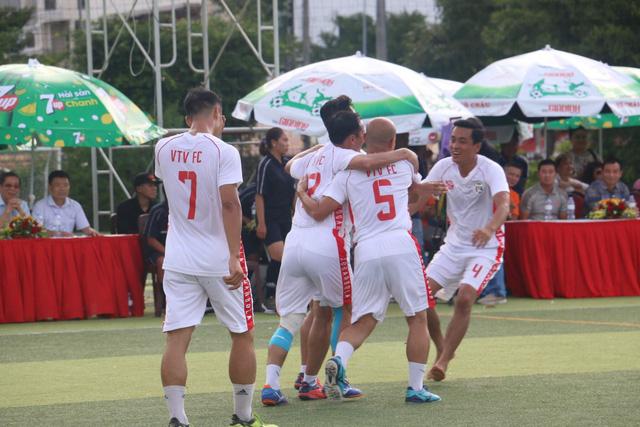 Đội tuyển VTV vô địch giải bóng đá các cơ quan báo chí toàn quốc Press Cup 2019 - Ảnh 1.