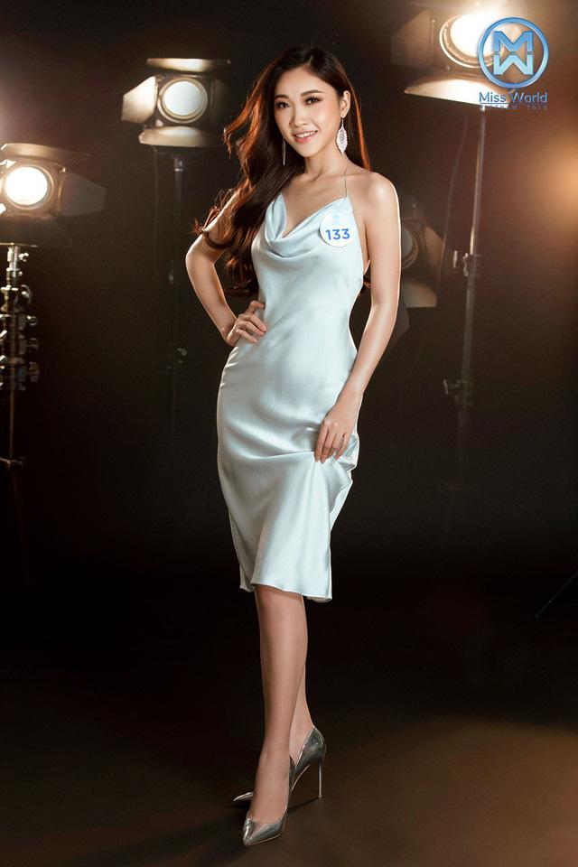 34 thí sinh Miss World Việt Nam 2019 đọ sắc trong đầm cocktail - Ảnh 10.