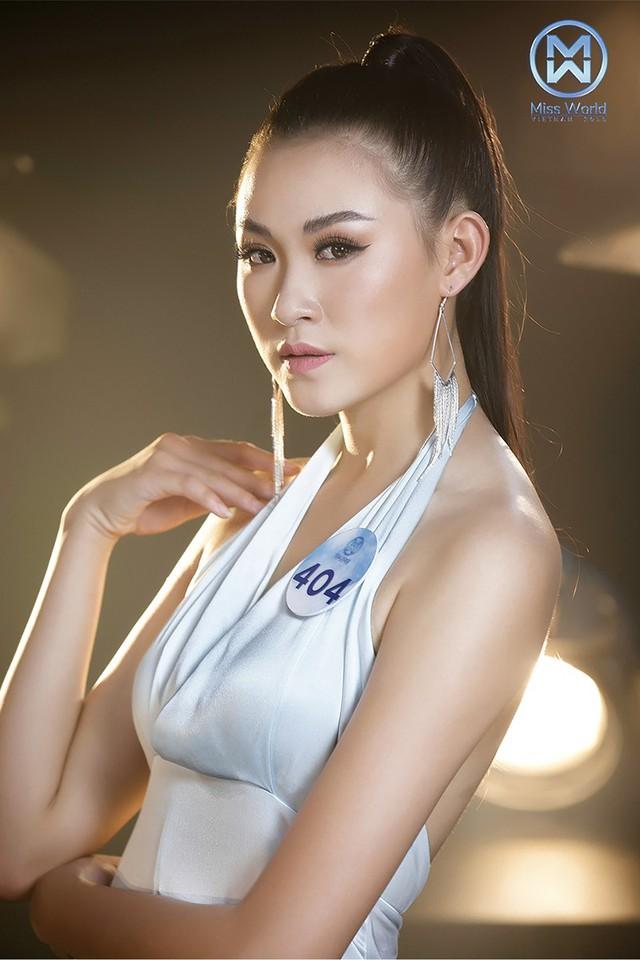 34 thí sinh Miss World Việt Nam 2019 đọ sắc trong đầm cocktail - Ảnh 9.