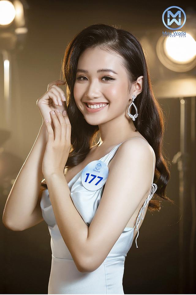 34 thí sinh Miss World Việt Nam 2019 đọ sắc trong đầm cocktail - Ảnh 5.