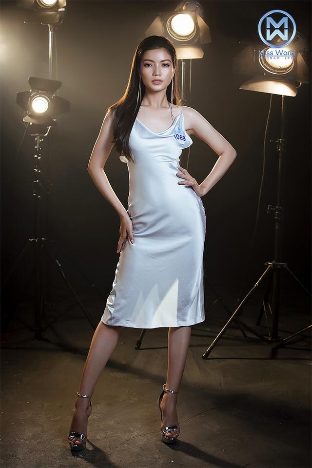 34 thí sinh Miss World Việt Nam 2019 đọ sắc trong đầm cocktail - Ảnh 3.