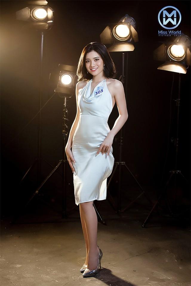 34 thí sinh Miss World Việt Nam 2019 đọ sắc trong đầm cocktail - Ảnh 6.