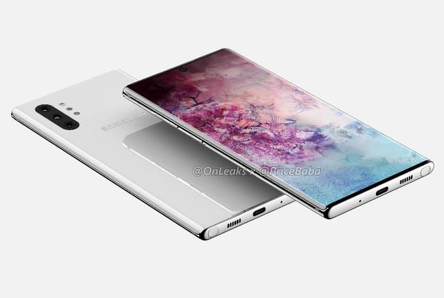Galaxy Note 10 sẽ có giá nhỉnh hơn 20% so với Note 9 - Ảnh 1.