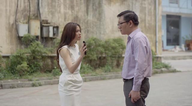 Mê cung - Tập 15: Làm cách nào Lam Anh thoát khỏi Việt sói để tự tin vạch tội kế toán trưởng? - Ảnh 2.