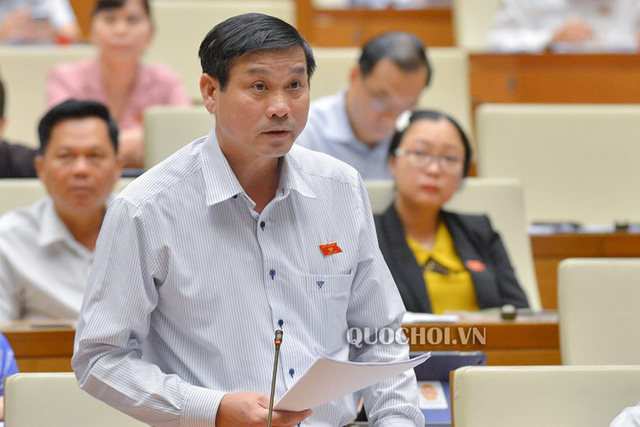Bộ Quốc phòng đề nghị Quốc hội giữ nguyên tên gọi Luật Lực lượng dự bị động viên - Ảnh 1.