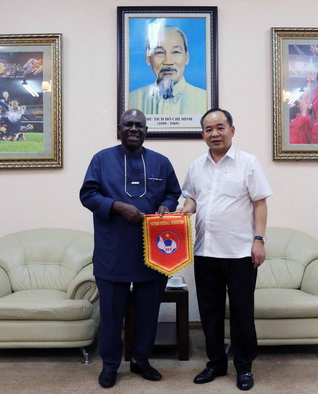 ĐT Việt Nam lên kế hoạch đá giao hữu với ĐT Nigeria - Ảnh 3.