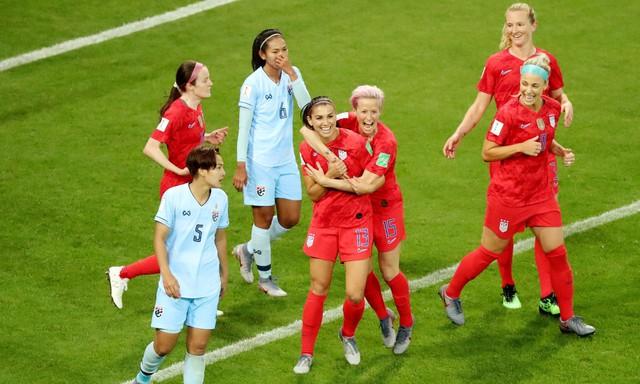 ĐT nữ Thái Lan nhận thất bại đậm nhất lịch sử World Cup - Ảnh 2.
