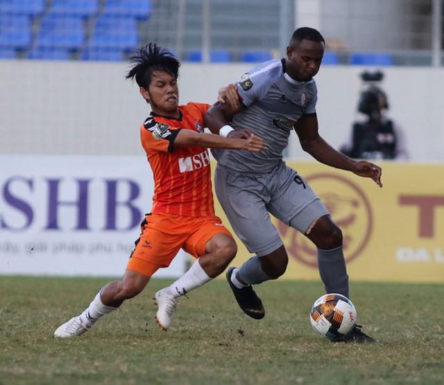 Lịch trực tiếp bóng đá vòng 13 V.League: CLB Hà Nội tiếp đón Sài Gòn - Ảnh 1.