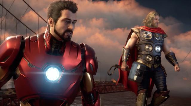 Game mới về Avengers tung trailer, chờ ngày lên kệ - Ảnh 2.