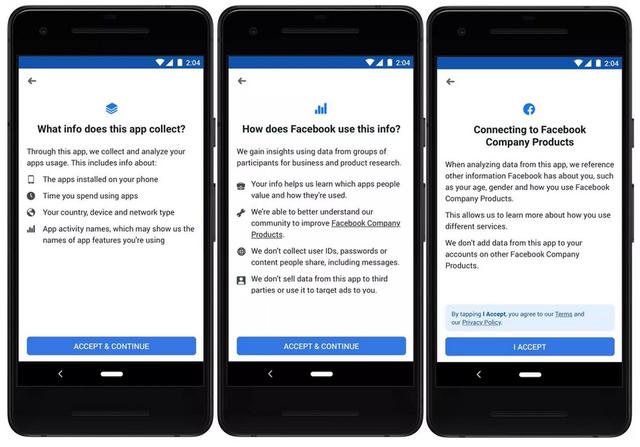 Facebook trả tiền để nghiên cứu về các ứng dụng người dùng sử dụng - ảnh 1