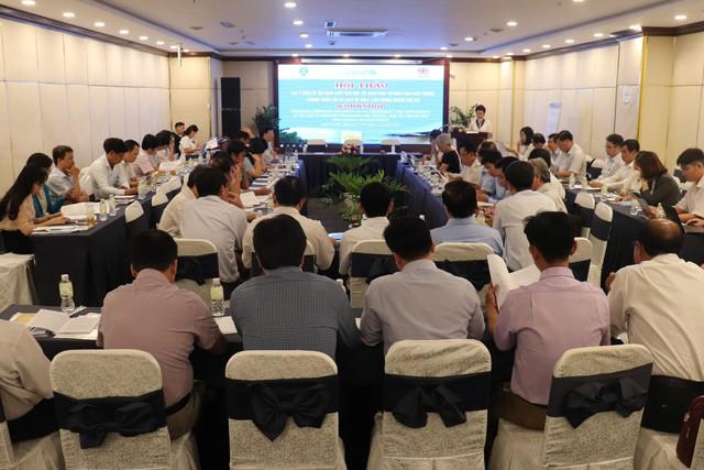 Lấy ý kiến về dự thảo Luật sửa đổi, bổ sung một số điều của PCTT và Luật Đê điều - Ảnh 2.