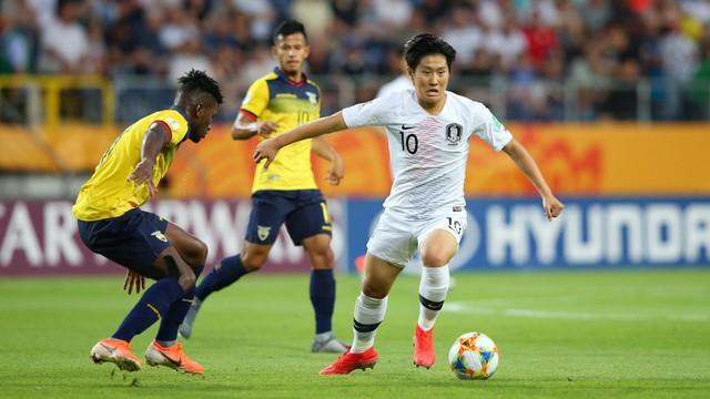 U20 Hàn Quốc lập kỳ tích vào chung kết FIFA U-20 World Cup - Ảnh 2.