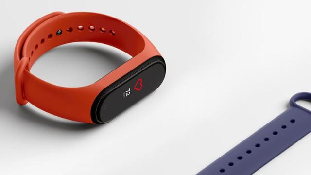 Xiaomi ra mắt Mi Band 4: Màn hình màu, hỗ trợ NFC, giá từ gần 600.000 đồng - Ảnh 2.
