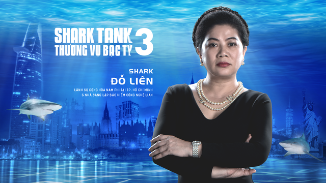Bà ngoại U60 lần đầu ngồi ghế nóng Shark Tank Việt Nam mùa 3 - ảnh 2