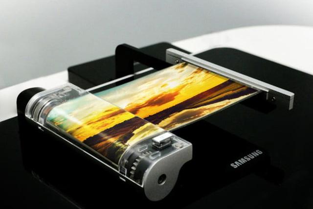Ngoài màn hình gập, Samsung còn có thêm giải pháp màn hình cuộn cho smartphone tương lai - Ảnh 1.