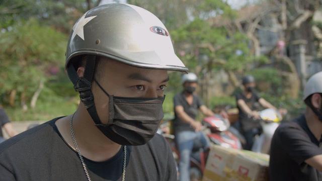 Mê cung - Tập 16: Cường Lâm giam giữ Khánh, giăng bẫy thách thức cảnh sát - Ảnh 3.