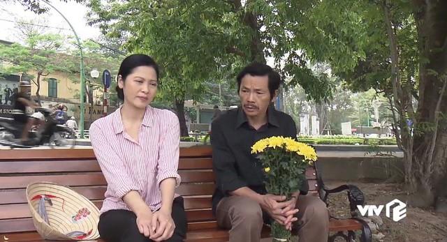 Về nhà đi con - Tập 45: Ông Sơn và cô bán hoa bắt đầu... tìm hiểu nhau? - ảnh 3