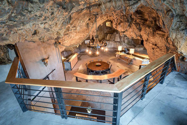 Khách sạn triệu đô xây trong hang động - Ảnh 7.