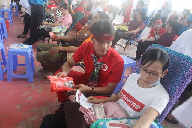 Hành trình Đỏ xuyên Kiên Giang - điểm sáng trong mô hình hiến máu - Ảnh 2.