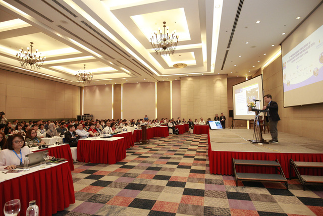 Hội thảo Quốc tế về Gây tê vùng đầu tiên tại Việt Nam - Ảnh 1.
