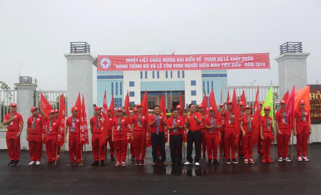 Hành trình Đỏ xuyên Kiên Giang - điểm sáng trong mô hình hiến máu - Ảnh 1.