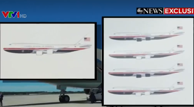 Tổng thống Mỹ hé lộ thết kế mới của máy bay Không lực Một - Ảnh 2.