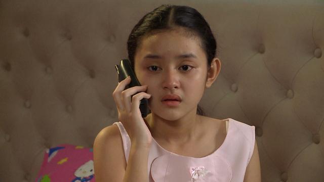 Đánh cắp giấc mơ - Tập 4,5: Bước chân vào nhà giàu, Khánh Quỳnh được yêu quý, em Cám Hải Vân bị mẹ nuôi dằn mặt - Ảnh 4.