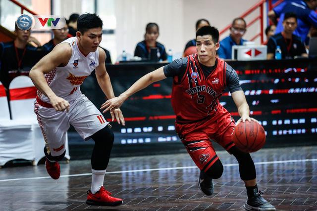 VBA 2019: Saigon Heat duy trì thành tích chuỗi trận ấn tượng trước Thang Long Warriors - Ảnh 6.