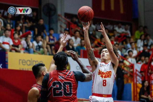 VBA 2019: Saigon Heat duy trì thành tích chuỗi trận ấn tượng trước Thang Long Warriors - Ảnh 2.