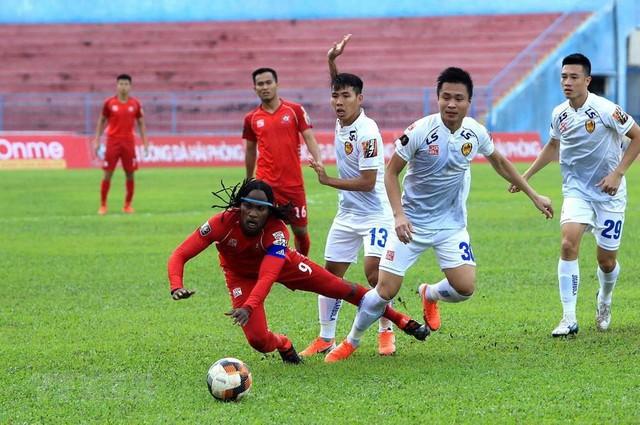 Than Quảng Ninh - CLB Hải Phòng: Derby rực lửa (19h00, trực tiếp trên VTV6) - Ảnh 1.