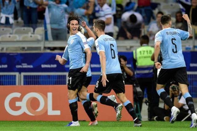 Kết quả Copa America sáng 17/6: Qatar cầm hoà kịch tính Paraguay, Uruguay thắng đậm Ecuador - Ảnh 5.