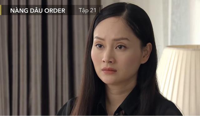 Nàng dâu order - Tập 21: Yến nghĩ đến chuyện ly hôn, bỏ nhà ra đi - Ảnh 2.