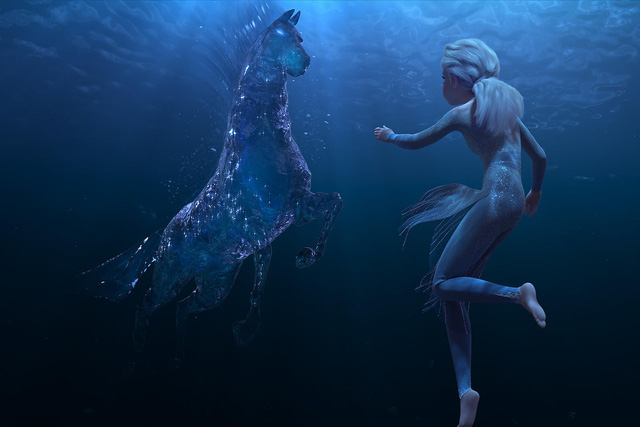 """Disney bất ngờ hé lộ chi tiết mới trong """"Frozen 2"""" - Ảnh 1."""