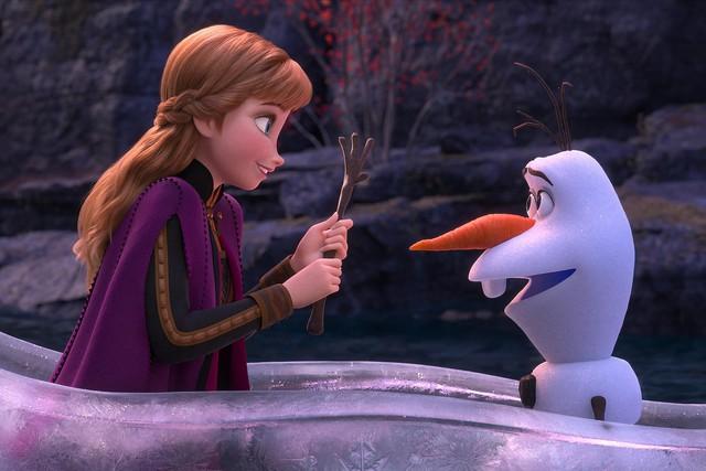"""Disney bất ngờ hé lộ chi tiết mới trong """"Frozen 2"""" - Ảnh 2."""